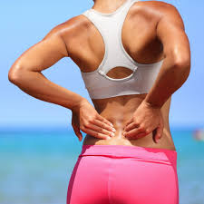 Lower Back Pain And Exercise In Gym London