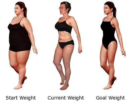12 weeks fat fat and weight loss