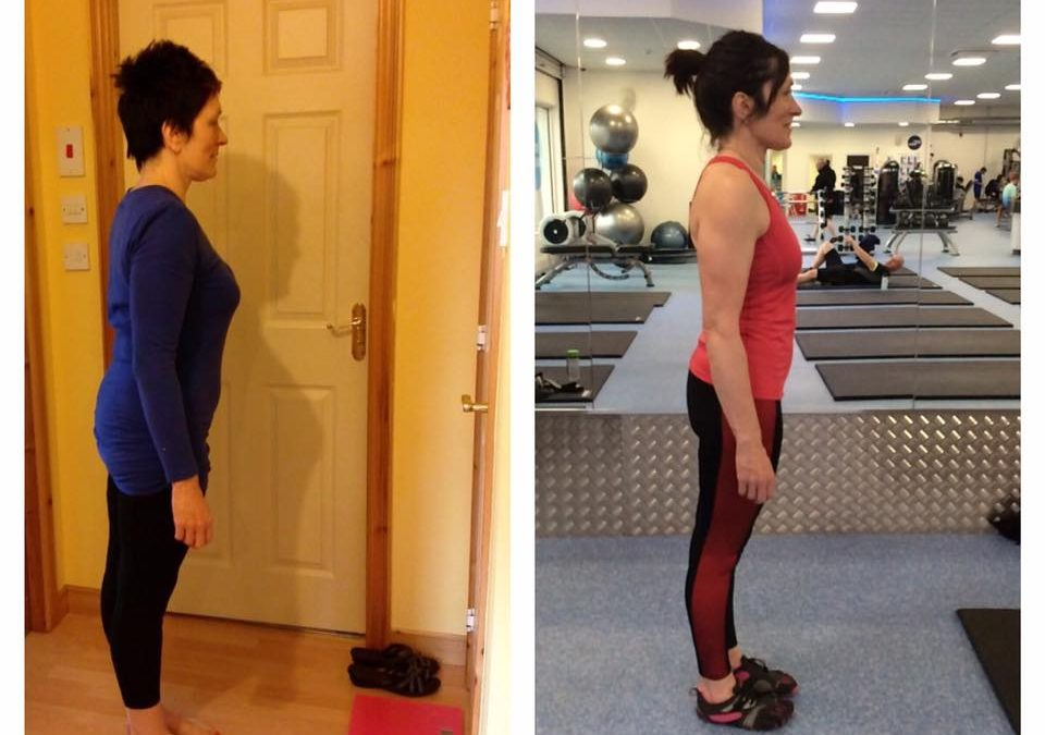 Woman's 12 Weeks Body Transformation Personal Trainer London